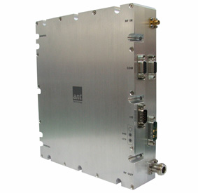 High Power and High Linearity RF Amplifier